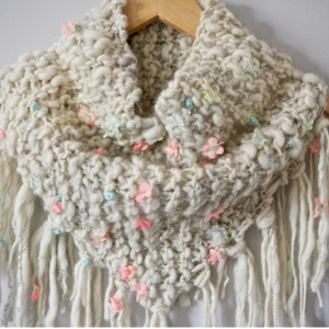 Keep Me Cozy Fringe Scarf