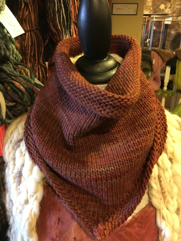 Bandana Cowl By Purl Soho The Knitting Nest