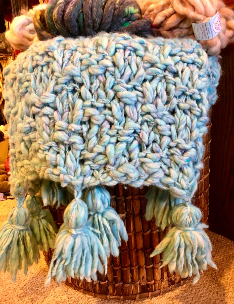 Trunk Show Sister Yarn By Knit Collage The Knitting Nest
